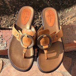 Cole Haan Nike Air G Series Comfort Sandals - 5.5